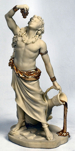 Greek Name For Bacchus