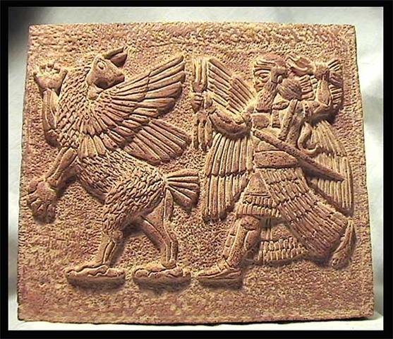 The Babylonian Creation Story (Enuma elish)