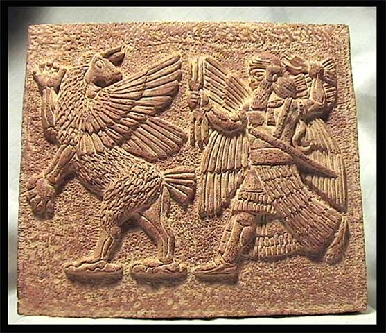 the babylonian theogony Ki(g)) is a god in sumerian mythology, later known as ea in akkadian and  babylonian mythology he was originally patron god of the city of.